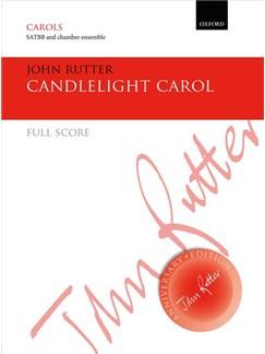 John Rutter: Candelight Carol Books | Choral, SATB