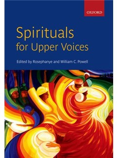 Spirituals for Upper Voices (Vocal Score) Books | SSA, Piano Accompaniment