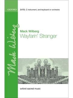 Mack Wilberg: Wayfarin' Stranger Books | SATB, C Instruments, Keyboard