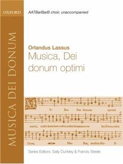 Orlandus Lassus: Musica, Dei Donum Optimi Books | AATBARBARB