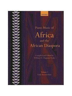 Piano Music Of Africa And The African Disapora - Volume 1 Books | Piano