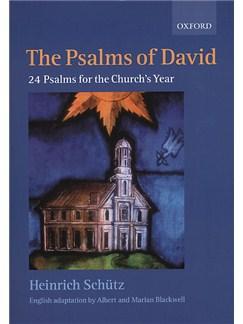 Heinrich Schutz: The Psalms Of David Books | Voice