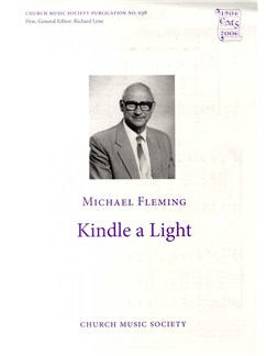 Michael Fleming: Kindle A Light Books | SATB