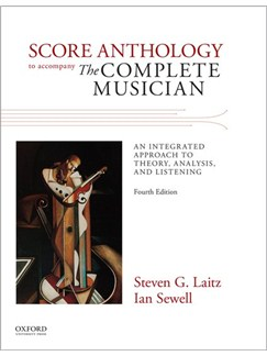 Steven Laitz/Ian Sewell: The Complete Musician - An Integrated Approach To Theory, Analysis, And Listening Books |
