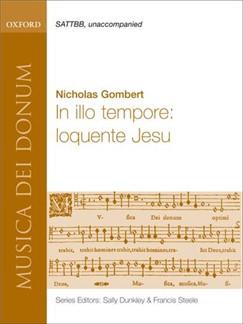 Nicholas Gombert: In illo tempore: loquente Jesu Books | SATTBB