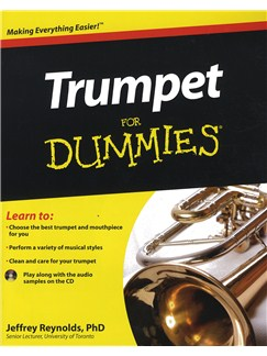 Trumpet For Dummies Books and CD-Roms / DVD-Roms | Trumpet