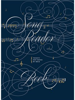 Beck: Song Reader Books | Piano, Vocal & Guitar
