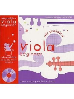 Abracadabra Viola - Beginner Books and CDs   Viola