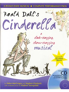 Roald Dahl's Cinderella - Complete Performance Pack Books and CDs | Voices, Piano Accompaniment