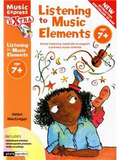 Listening To Music: Elements Age 7+ Books, CD-Roms / DVD-Roms and CDs |