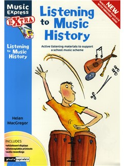 Music Express Extra - Listening To Music History Books, CD-Roms / DVD-Roms and CDs | Ensemble