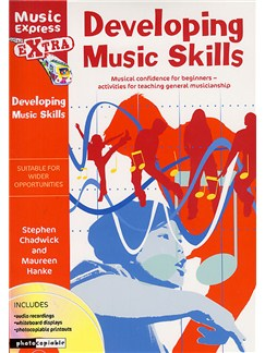 Music Express Extra - Developing Music Skills (Book And CD-ROMs) Books, CD-Roms / DVD-Roms and CDs | All Instruments