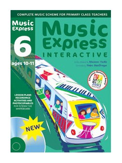 Music Express Interactive: Volume Six (Ages 10-11) CD-Roms / DVD-Roms |