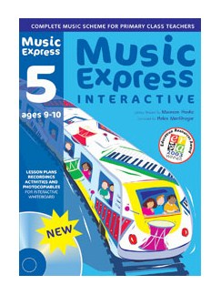 Music Express Interactive: Volume Five (Ages 9-10) CD-Roms / DVD-Roms |