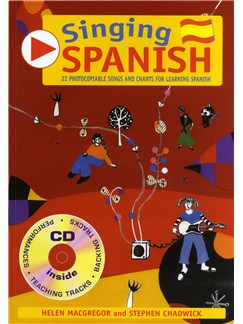 Helen MacGregor and Stephen Chadwick: Singing Spanish Books and CDs | Voice