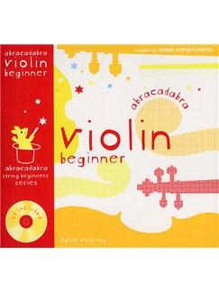 Abracadabra Violin - Beginner Books and CDs | Violin