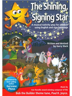 Garry Slack/Paul K. Joyce: The Shining Signing Star - Performance Pack Books and CDs | Piano, Vocal & Guitar
