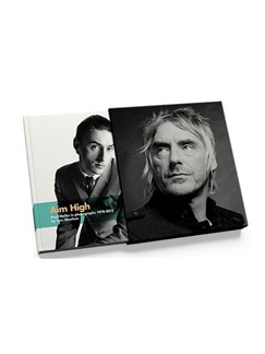 Tom Sheehan: Aim High - Paul Weller In Photographs 1978-2015 (Deluxe Edition) Books |