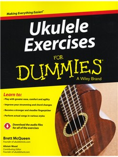 Ukulele Exercises For Dummies Books | Ukulele
