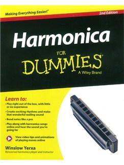 Winslow Yerxa: Harmonica For Dummies - 2nd Edition Books | Harmonica