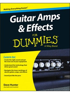 Guitar Amps & Effects For Dummies Books |