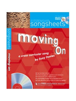Suzy Davies: Moving On - A Cross Curricular Song (Book And CD) Books and CDs | Voice, Piano Accompaniment