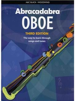 Abracadabra Oboe - Third Edition (Book Only) Books | Oboe