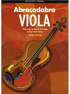 Peter Davey: Abracadabra Viola - 3rd Edition (Pupil's Book) Books | Viola