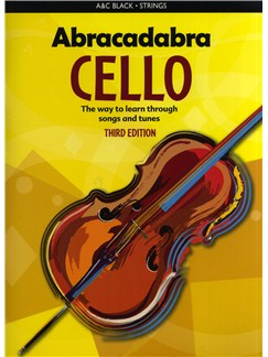 Maja Passchier: Abracadabra Cello - 3rd Edition (Pupil's Book) Books | Cello