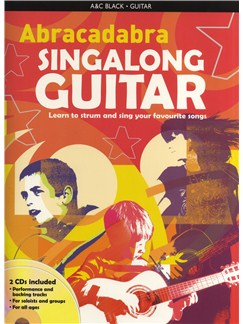 Laura White: Abracadabra Singalong Guitar Books and CDs | Lyrics & Chords