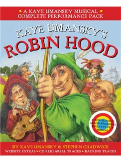 Kaye Umansky's Robin Hood Books and CDs | Voice