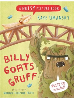 Billy Goats Gruff: A Noisy Picture Book Books |