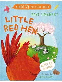 Little Red Hen: A Noisy Picture Book Books and CDs |