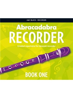Abracadabra Recorder Book 1 (Pupil's Book) Books | Soprano (Descant) Recorder