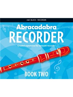 Abracadabra Recorder Book 2 (Pupil's Book) Books | Soprano (Descant) Recorder