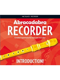 Abracadabra Recorder Introduction Books | Soprano (Descant) Recorder