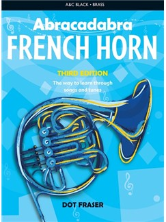Abracadabra French Horn (Pupil's Book) Books | French Horn
