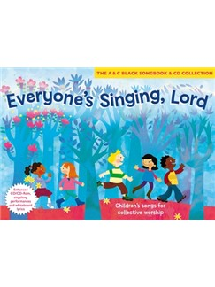 Everyone's Singing, Lord (Book/CD) Books and CDs | Voice, Piano Accompaniment (with Chord Symbols)