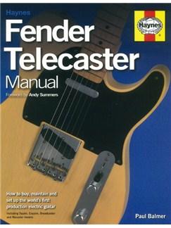 Haynes Fender Telecaster Manual Books | Guitar