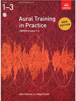Aural Training In Practice: Book 1 - Grades 1-3 (Book/2 CDs) Books and CDs |