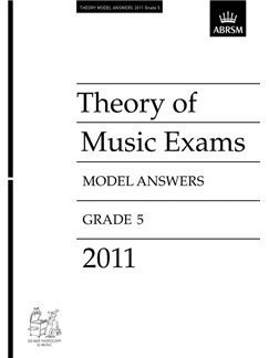 ABRSM Theory Of Music Exams 2011: Model Answers - Grade 5 Books |