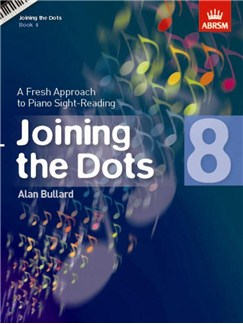 Alan Bullard: Joining The Dots - Book 8 Books | Piano, Keyboard
