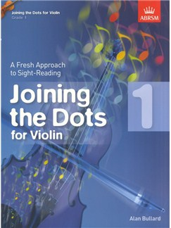 Joining The Dots: For Violin (Book 1) Books | Violin