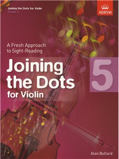 Joining The Dots: For Violin (Book 5) Books | Violin