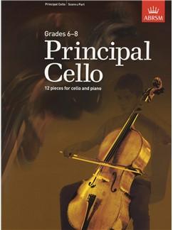 ABRSM: Principal Cello Books | Cello