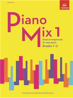 ABRSM: Piano Mix Book 1 (Grades 1-2) Books | Piano