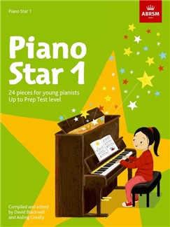 ABRSM: Piano Star - Book 1 Books | Piano