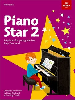 ABRSM: Piano Star - Book 2 Books | Piano