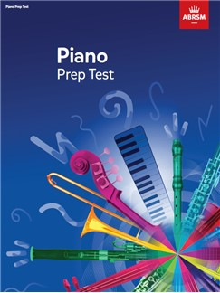 ABRSM Piano Prep Test 2017+ Books | Piano