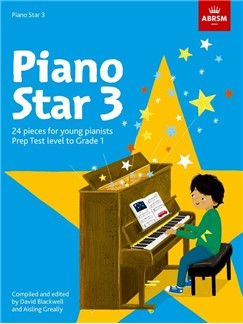 ABRSM: Piano Star - Book 3 Books | Piano